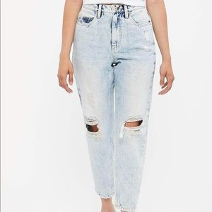 2/$20 Bluenotes high rise mom jeans